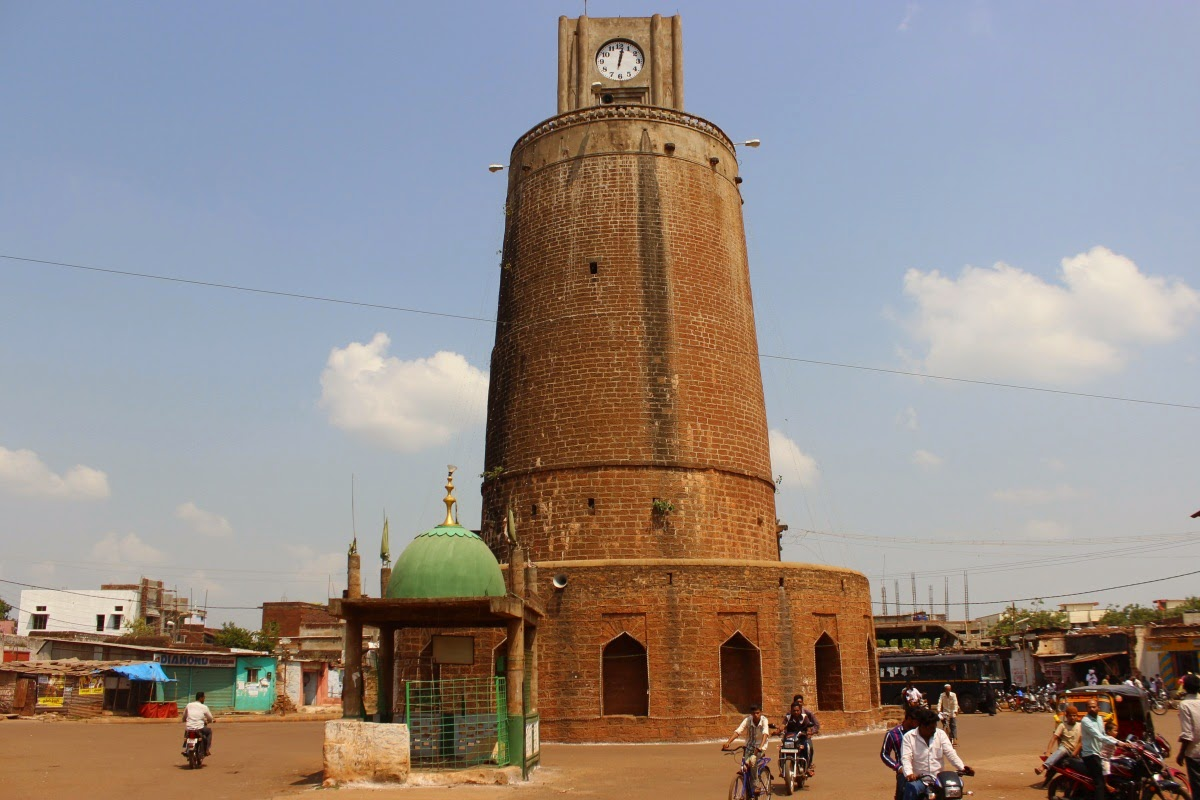 Chaubara is a 71 feet high tower shaped like a cylinder is a great tourist attraction in Bidar